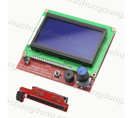 GLCD 12864 Display cho RAMPS 1.4 (T21)
