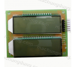 2 x LCD LED 7 Segment 5 Digit (H33)
