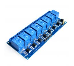 Module 8 Relay 10A 12VDC Low (H32)