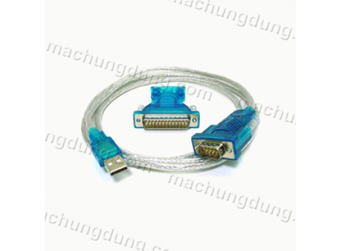 USB To RS232 Cable (H27)