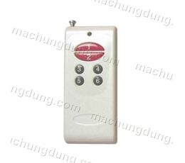 Remote 6 Button RF 315Mhz White(H24)