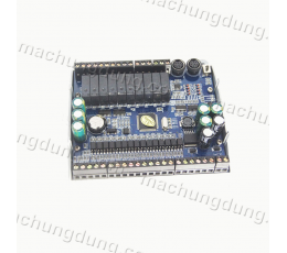 Board PLC FX1N-24MR-4AD2DA