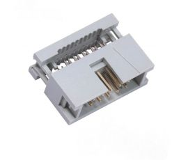 Đầu bấm bus IDC 10Pin 2.54mm Male