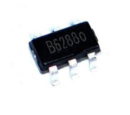 IC Boost 2A SX1308 SOT23-6 (B628) (H31)