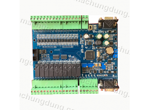Board PLC S7-200 CPU224XP 2AD 1DA