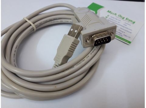 Dây USB To COM 3M
