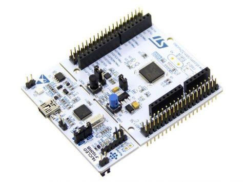 Board NUCLEO-F103RB, STM32F103RBT6
