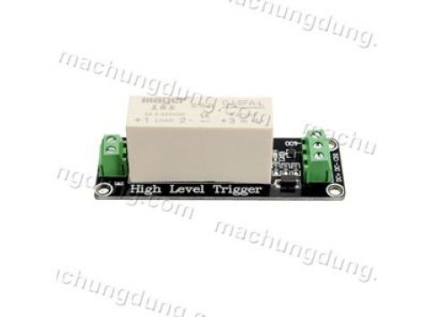 Module 1 Solid State Relay 5A SSR (H04)